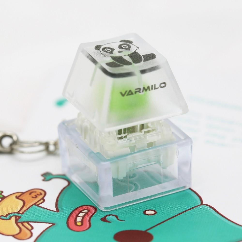 Varmilo EC Ivy Green Keychain