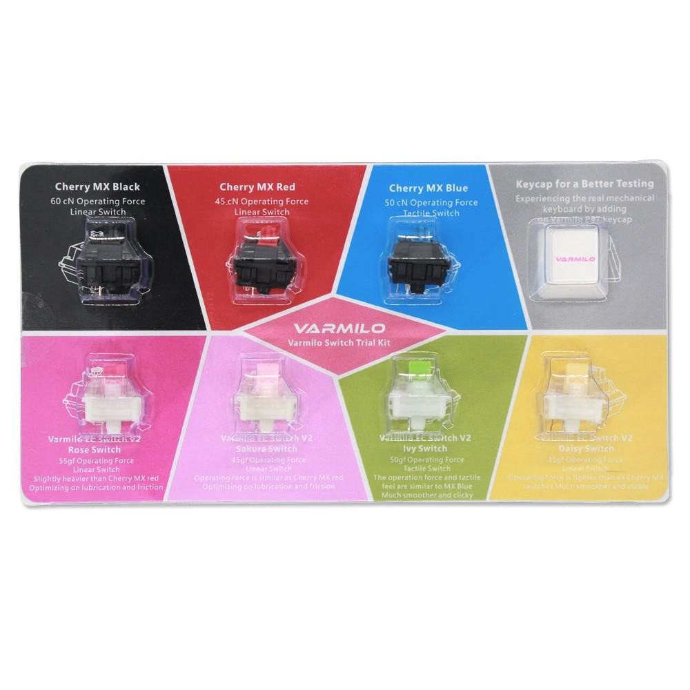 VARMILO Switch Trial Kit