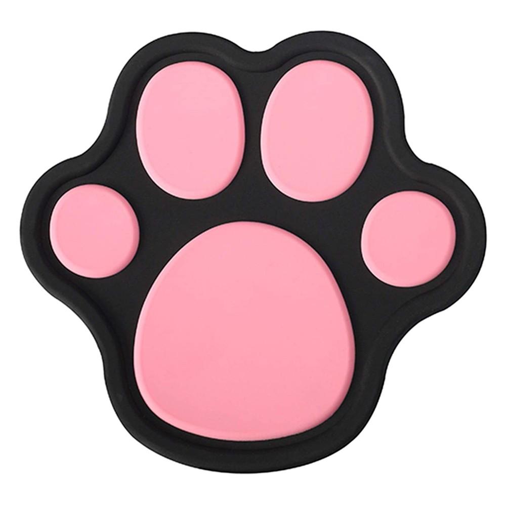 ZOMO PLUS Cat Paw Coaster Black Pink