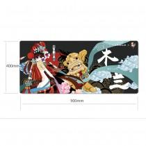 Varmilo Beijing Opera Mousepad XL -Mulan-