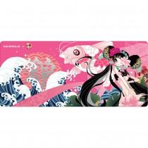 Varmilo Koi Mousepad XL -Camellia-