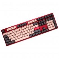 Ducky One 2 Rosa Full size keyboard