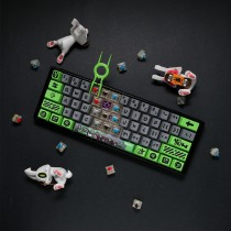Ducky 2020 Year of the Rat Limited Zodiac Keyboard