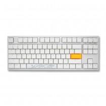 Ducky One 2 White LED TKL 80% version