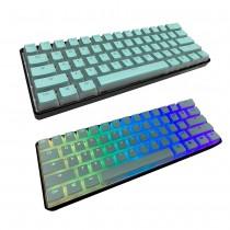 Kraken Keyboards Mint Pudding Keycap Set
