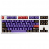 Tai-Hao Chocolate Factory Cubic ABS Double shot Keycap Set