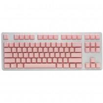 Tai-Hao Pink Love ABS Double shot Keycap Set