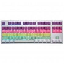 Tai-Hao Rainbow Sherbet Keycap Set