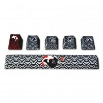 Traitors Sakasama Dark Keycap Set