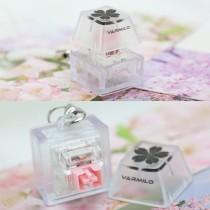 Varmilo EC Sakura Pink Keychain