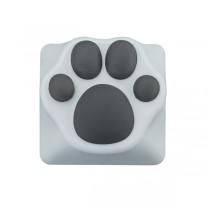 Varmilo ZOMO Kitty Paw White Black Key Cap for Cherry MX Switches