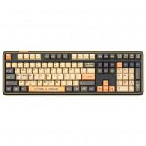 Varmilo 108 Sword2 ANSI Keyboard flying tiger