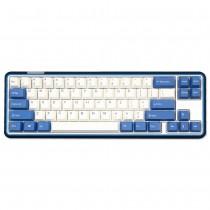 Varmilo 68 Sword2 ANSI Keyboard Pacific Blue