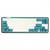 Varmilo 68 Sword2 ANSI Keyboard Twilight Green