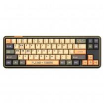 Varmilo 68 Sword2 ANSI Keyboard flying tiger