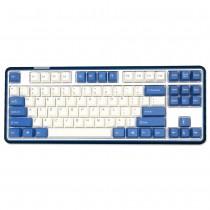 Varmilo 87 Sword2 ANSI Keyboard Pacific Blue