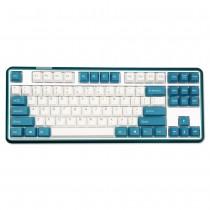 Varmilo 87 Sword2 ANSI Keyboard Twilight Green