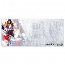 VARMILO×WORLDFLAGS Mousepad France XL