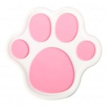 ZOMO PLUS Cat Paw Coaster White Pink
