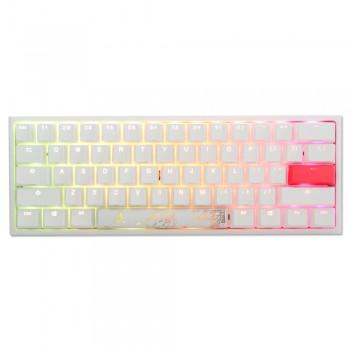 Ducky One 2 Mini Pure White RGB 60% version