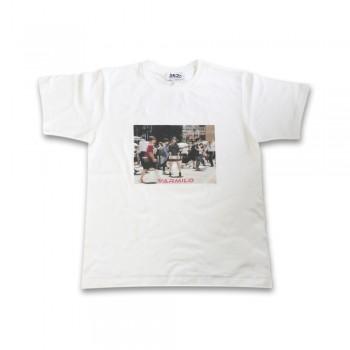 ふもコレ T-shirt 新兵えす White