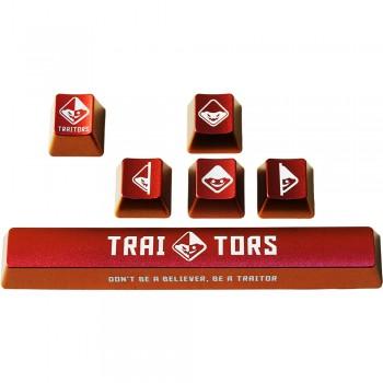 Traitors TRAITORS Classic Keycap Set