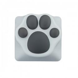 Varmilo(アミロ) × ZOMO(ゾモ) 猫の肉球キーキャップ 白ブラック