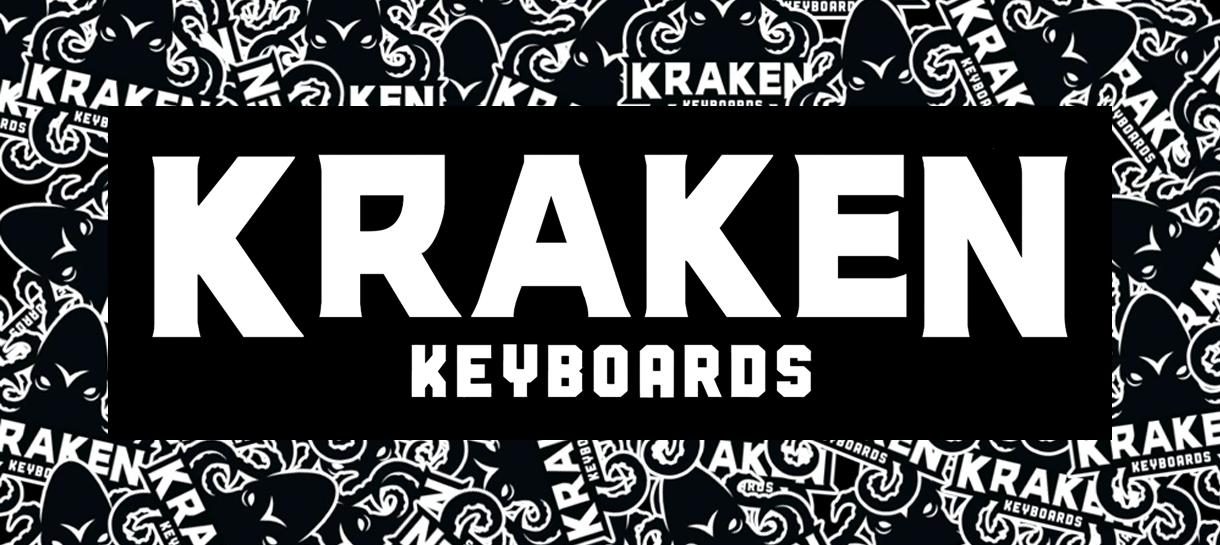 Kraken Keyboards(クラーケンキーボード)
